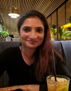 Sarandha Chauhan (Practice Manager)