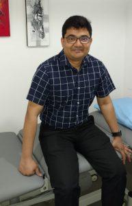 Anish Raj (Physiotherapist)