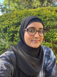 Fasiha Batool (Office Assistant)